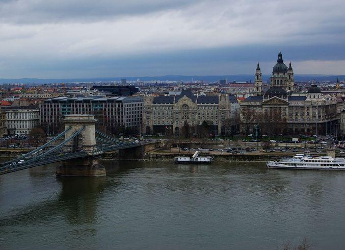 Венгрия | Budapest. Dunai
