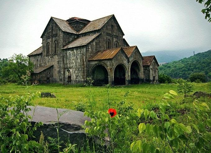 Армения | Монастырь Ахтала
