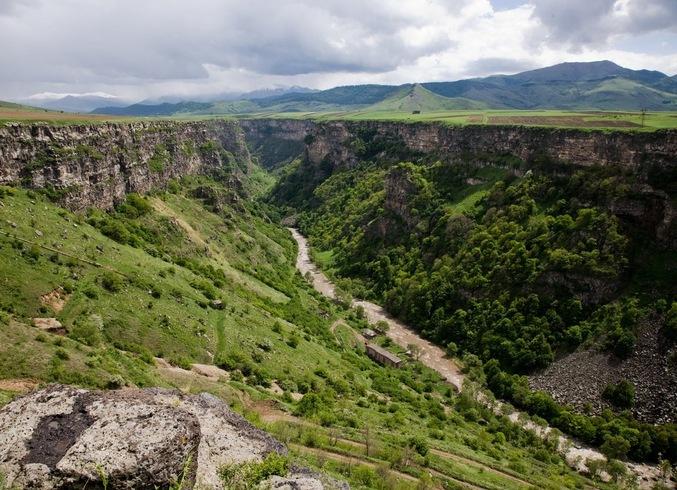 Армения | Гарнийское плато