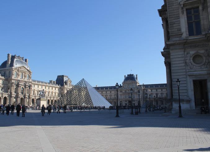 Франция | Париж. Лувр