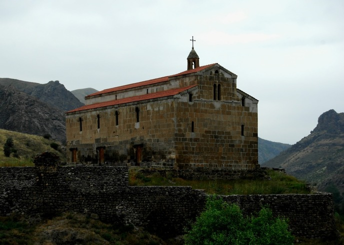 Армения | Монастырь Титернаванк