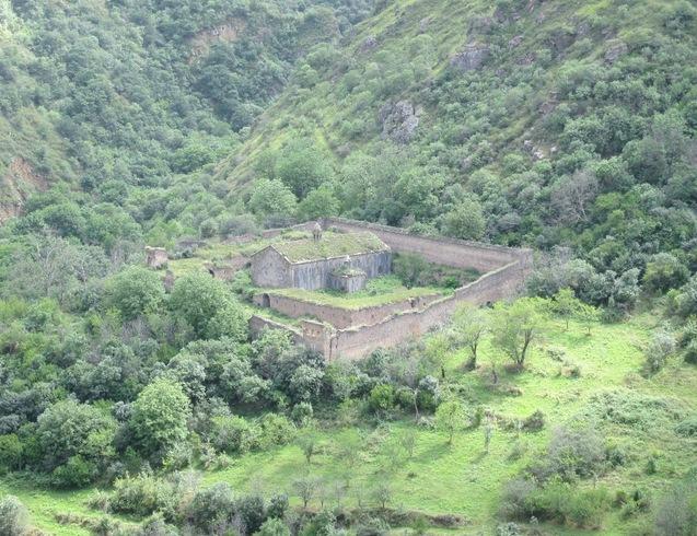 Армения | Монастырь Татеви Анапат