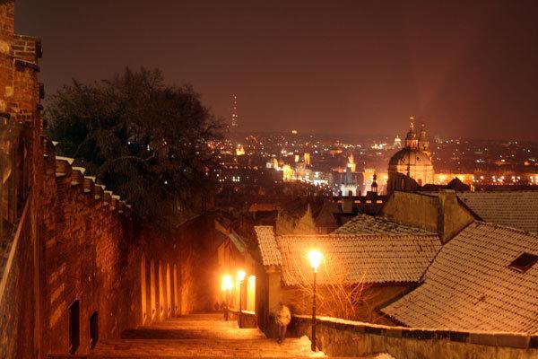 Чехия | зима