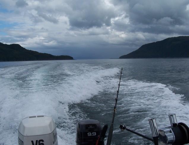 США | Проливы Аляски. Ближе к Ледяному проливу (Isy Strait), 2005 год, июль. <br>Экспедиция &quot;Русское Открытие Америки. По следам великих первопроходцев&quot;