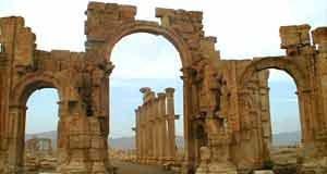 Сирия | палмера
