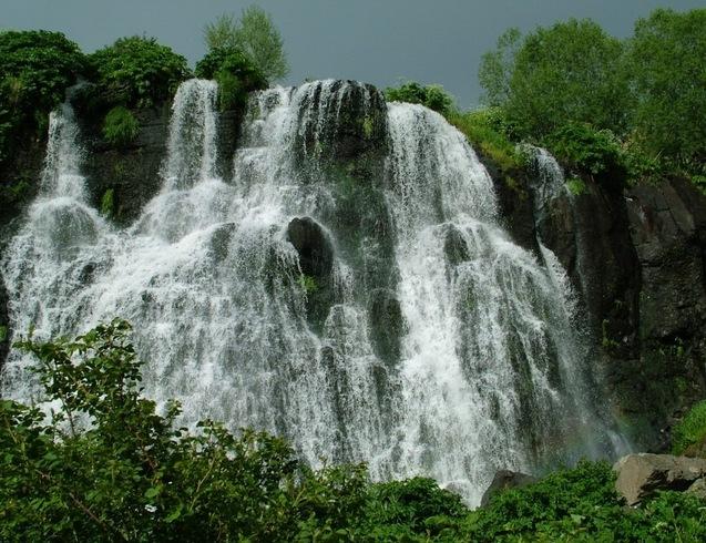 Армения | Шакинский водопад