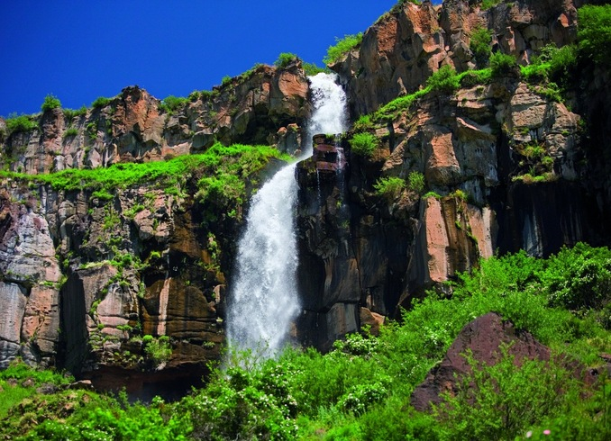 Армения | Касахский водопад