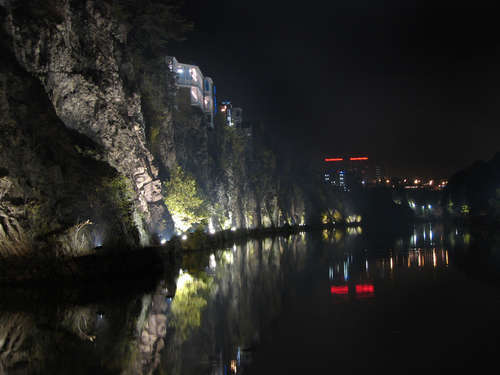 Грузия | RIVER MTKVARI.TBILISI
