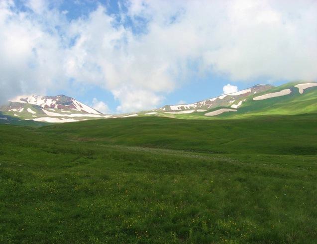 Армения | Гора Аждаак