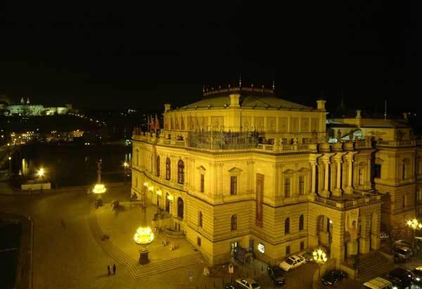 Чехия | Rudolfinum
