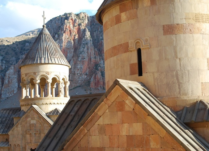 Армения | Нораванк