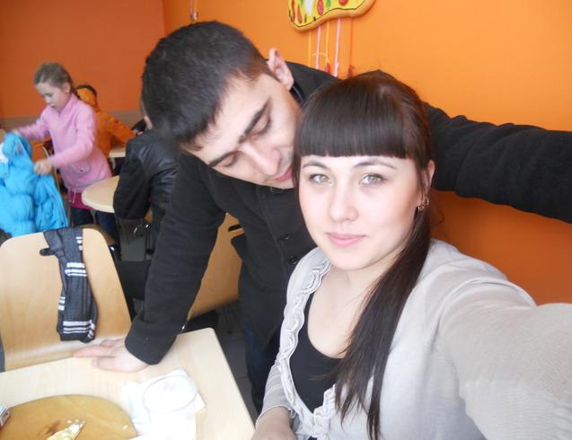Азербайджан | я и ира моя!!!