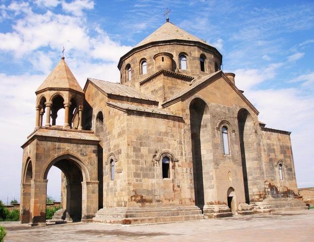 Армения | Церковь Святой Рипсимэ