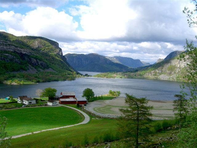 Норвегия |