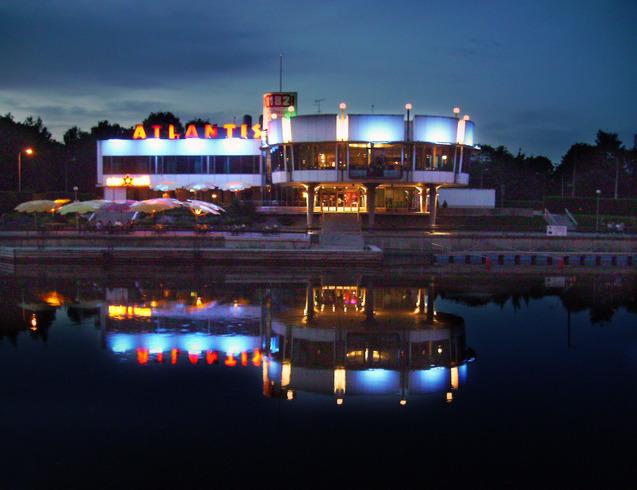 Атлантис ресторан кафе ночной клуб