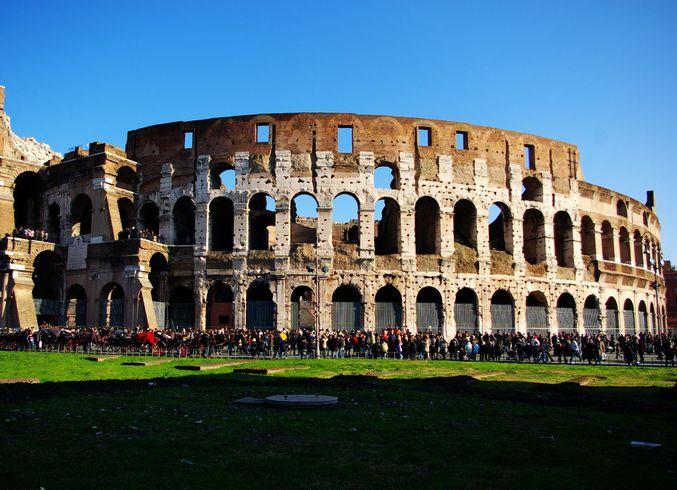Италия | Rim. Colosseum