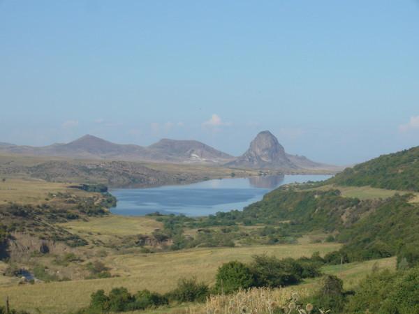 Азербайджан | gora GOYEZAN v Kazaxskom rayone