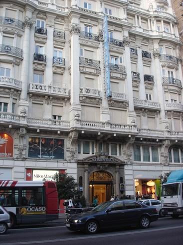 Испания | Centro de Madrid.