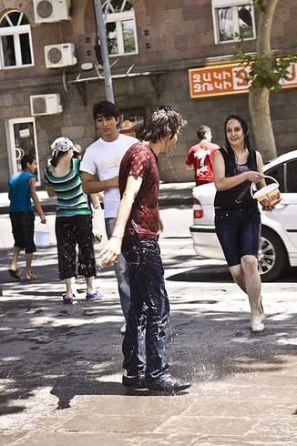 Армения | Армянский праздник Вардавар