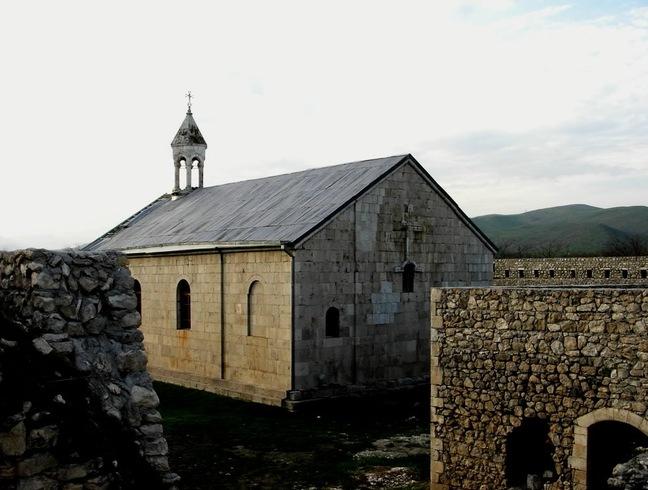 Армения | Монастырь Амарас