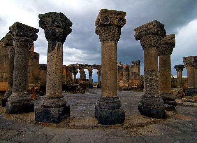 Армения | Звартноц