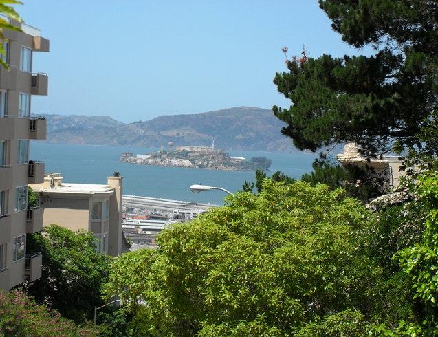 США | Бывшая тюрьма на острове Алькатрас, Сан-Франциско
