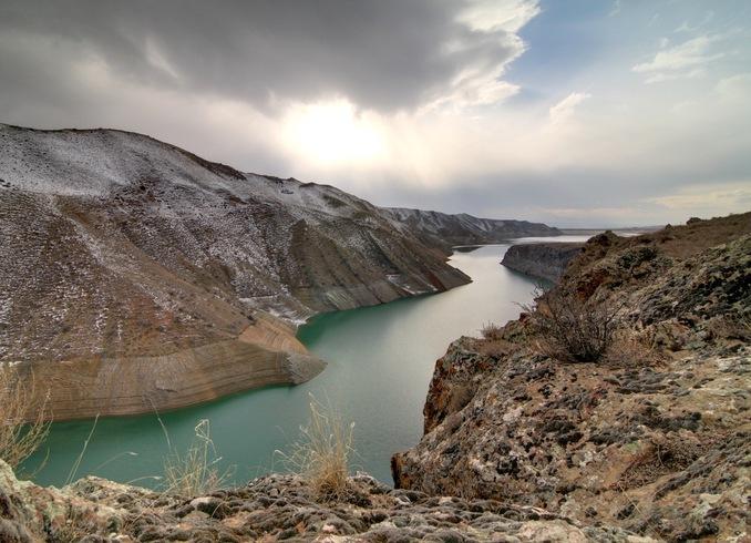 Армения | Река Азат