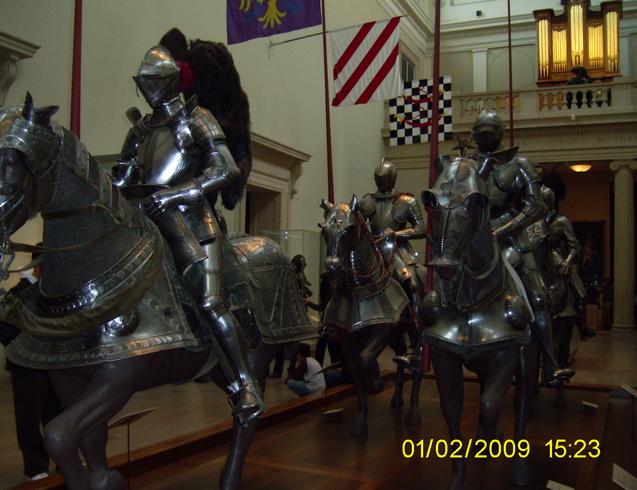 США | Метрополитен музей в Манхетане.