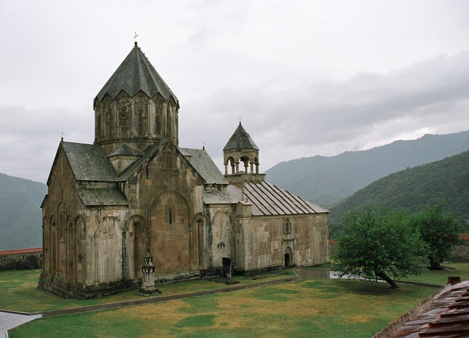 Армения | Гандзасар