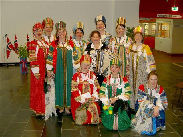 Норвегия | Русские норвежки