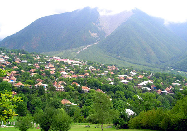 Азербайджан | sheki