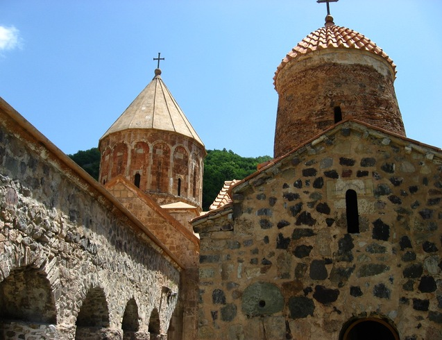 Армения | Дадиванк