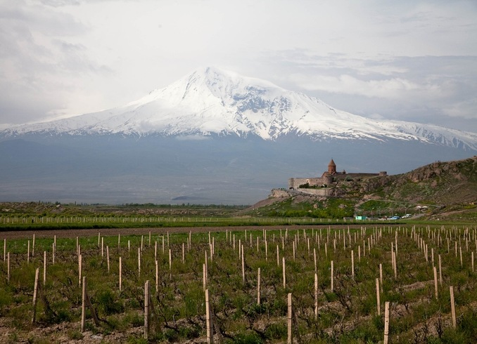 Армения | Арарат и Хор Вирап