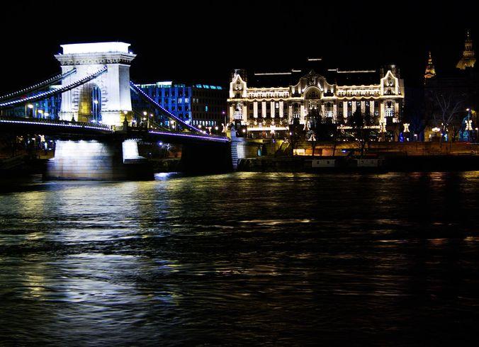 Венгрия | Budapest. Vecernii Dunai