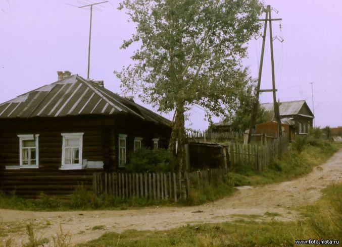 Россия | Пермский край, г. Соликамск. <br>Красносельская улица Привокзальная, частный дом семьи Соколовых.