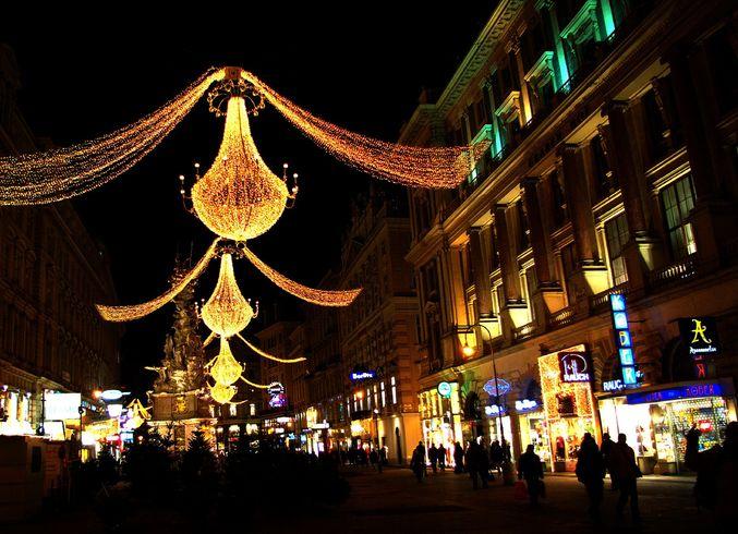 Австрия | Viena novogodneaia
