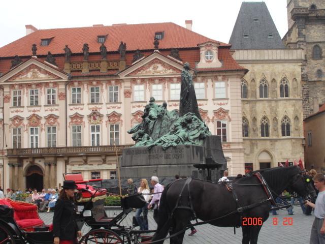 Чехия | На Староместской площади