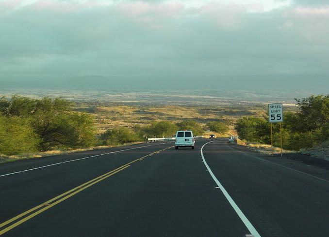 США | Дорога. Гаваи.
