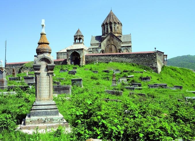 Армения   Гандзасар