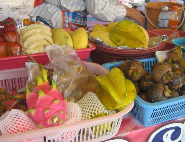 Таиланд | Таиские фрукты это что-то....