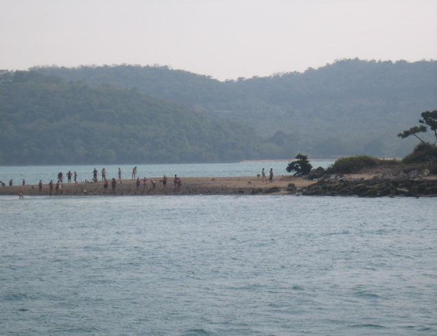 Таиланд | остров обезьян
