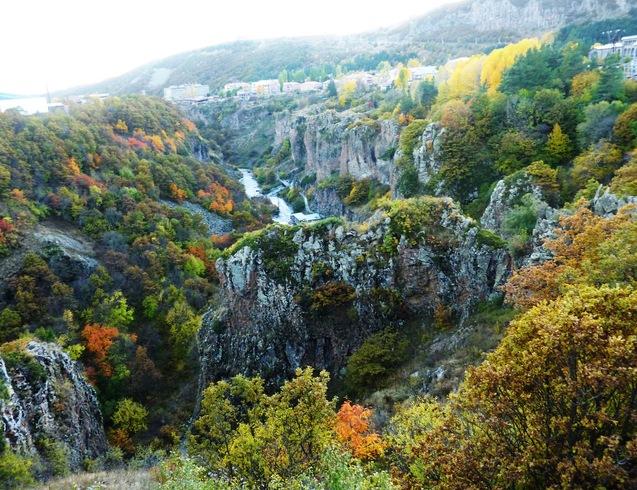 Армения | Джермук