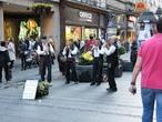 | Уличные музыканты. Белград