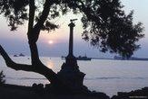 | Крымский полуостров, г. Севастополь. Снимок сделан в 1986 г.