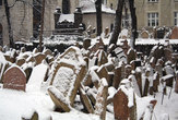 | старое еврейское кладбище
