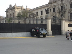 | Lima, Palacio Presidencial