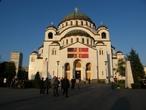 | Кафедральный собор Св. Саввы в Белграде