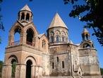 | Эчмиадзин - первая в мире государственная христианская церковь