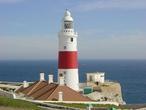 | Маяк. Самая южная точка Гибралтара - Грейт-Юропа-Пойнт