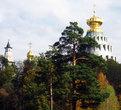| Купола Ново-Иерусалимского монастыря